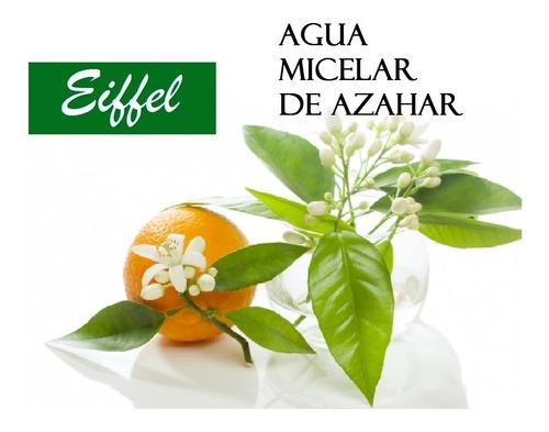 Agua Micelar De Azahar Natural 1 Litro Pura