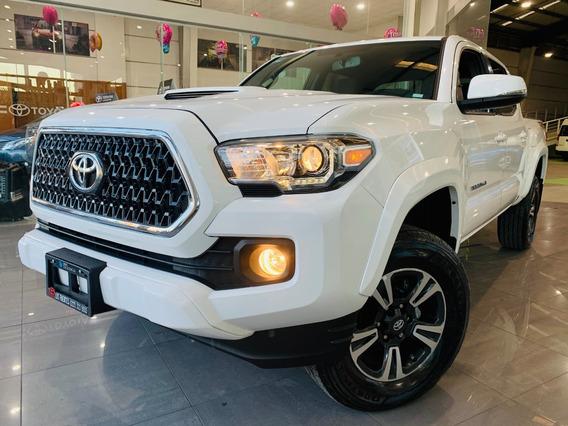 Toyota Tacoma 4x4 Sport Motor 3.5 2019 Blanco 4 Puertas