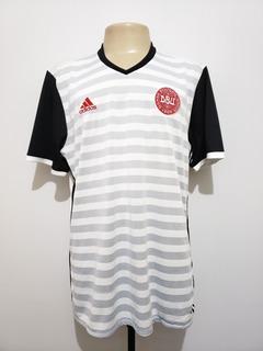 Camisa Oficial Seleção Dinamarca 2016 Away adidas Tam Gg Xl