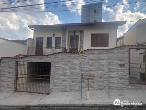 Imagem 1 de 22 de Casa Com 3 Dormitórios À Venda, 256 M² Por R$ 550.000,00 - Caio Junqueira - Poços De Caldas/mg - Ca1441