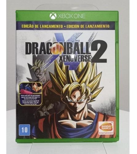 Imagem 1 de 4 de Dragon Ball Xenoverse 2 - Xbox One
