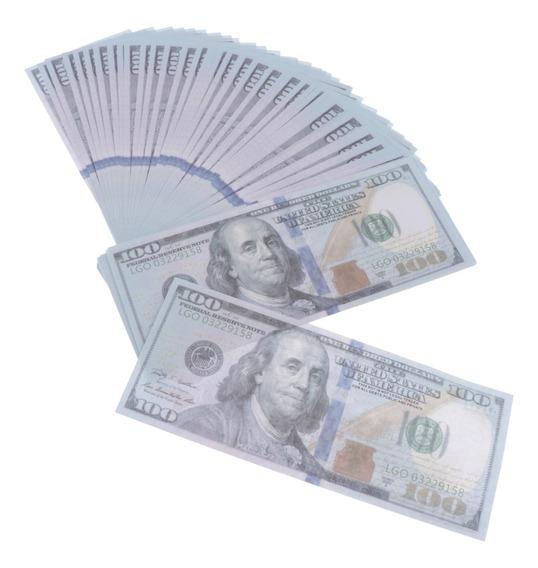Dólares Dinero Falso Para Películas Accesorios De Series