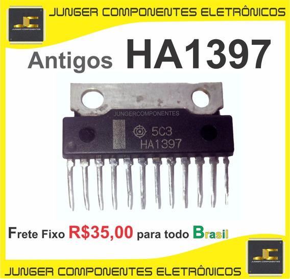 Ha1397 - Ha 1397 Antigos Original Hitachi - Funciona 100%