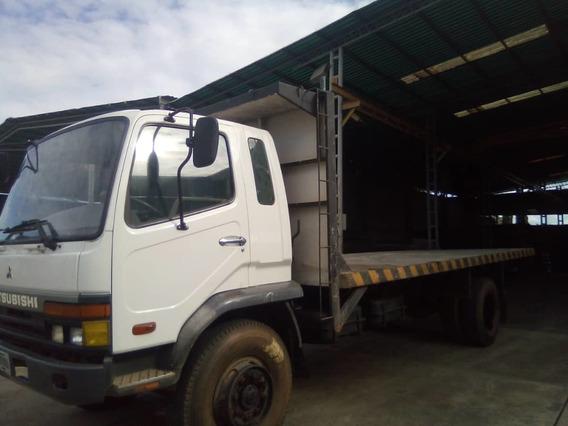 Camion Mitsubishi Fm 657 Blanco