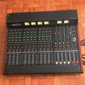 Console/mesa De Som Yamaha Mc1204. Japonesa (década De 80)