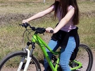 Bicicleta Merida Juliet R24 Verde Lima