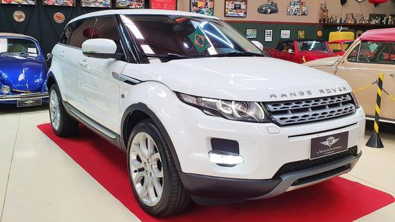 Range Rover Evoque Prestige Tech 2012 - Land Rover Branco