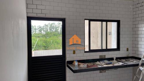 Sobrado Com 2 Dormitórios À Venda, 60 M² Por R$ 210.000,00 - Vila Mineirão - Sorocaba/sp - So1583