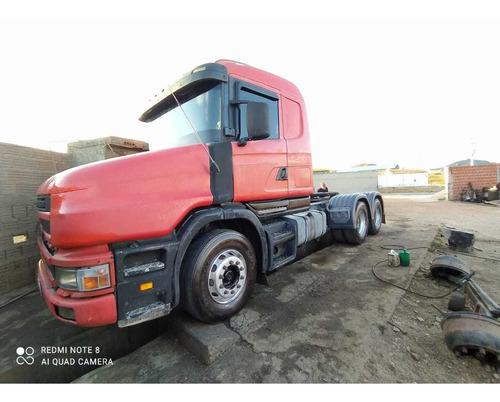 Scania 124t