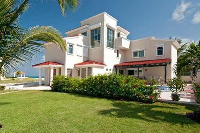 Se Vende Villa Delfín, Preciosa Villa Vacacional En Playa Paraíso