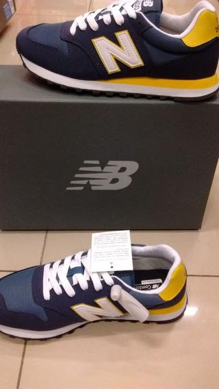 New Balance 574 Azul