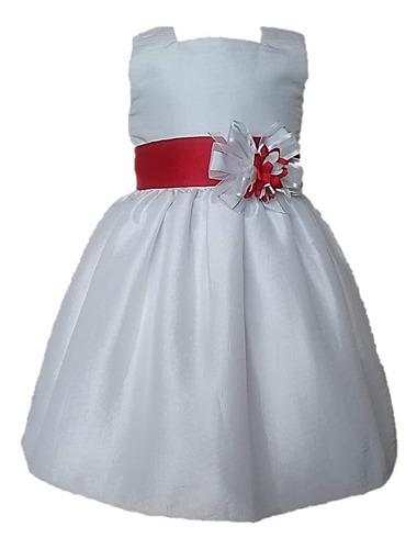 Imagen 1 de 3 de Vestidos Elegantes Para Niñas .  En Promoción Tallas 4 Y 6