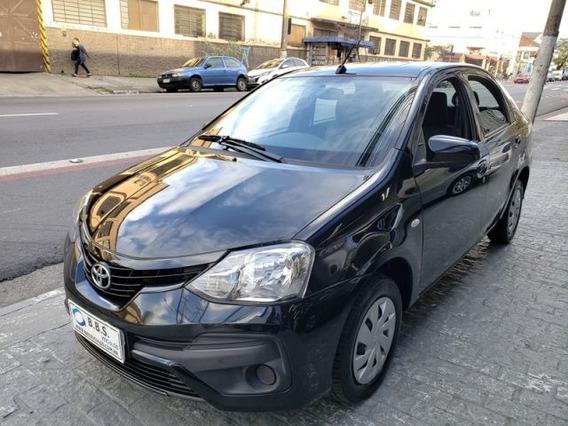 Toyota Etios Sedan X 1.5 16v Flex, Ful1088