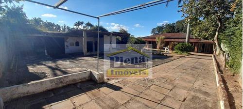Imagem 1 de 30 de Chácara Com 3 Dormitórios À Venda, 1250 M² Por R$ 900.000 - Jardim Das Palmeiras - Sumaré/sp - Ch0152