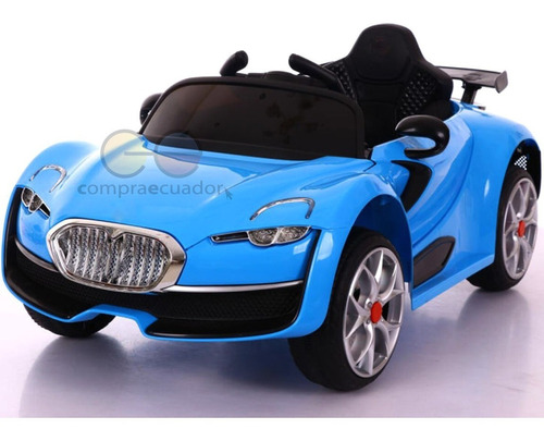 Carro A Bateria Opel 12v Usb Midro Sd Luz Led Control Remoto
