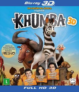 Khumba - Blu-ray 3d