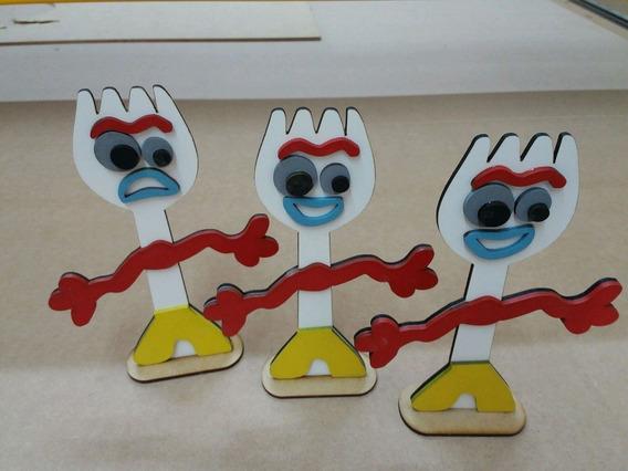 Kit 20 Garfinho Toy Story 4 Lembracinha De Aniversario
