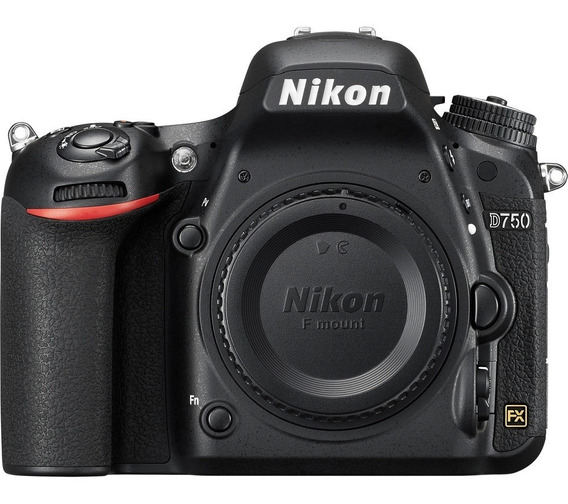 Nikon D750 Corpo Full Frame