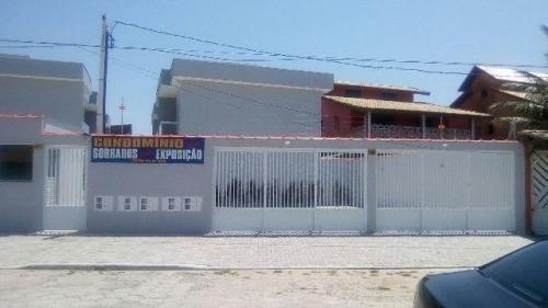 Apartamento No Litoral Sul Com 70 M², Em Itanhaém 3454-pc