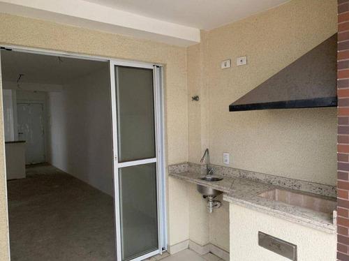 Apartamento 62 M² - 2 Dorms (1 Suíte) Varanda Gourmet - Ap2121