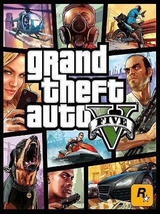 Gta 5 - Grand The Auto V - Rockstar Original Global Key
