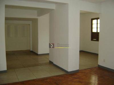 Casa Comercial Para Locação, São Pedro, Belo Horizonte - . - Ca0151