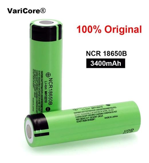 Kit 4 Baterias 18650