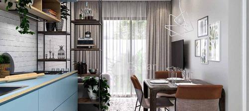 Apartamento 01 Quarto No Capão De Imbuia, Curitiba - Ap2566