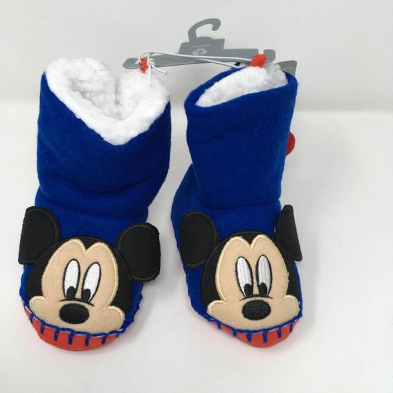 Pantuflas Mickey Mouse Originales, Disney Store.