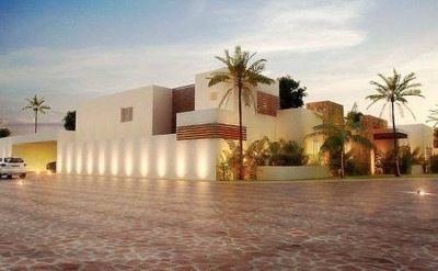 Espectacular Residencia Ubicada En Prestigiosa Y Exclusiva Privada. Altabrisa.