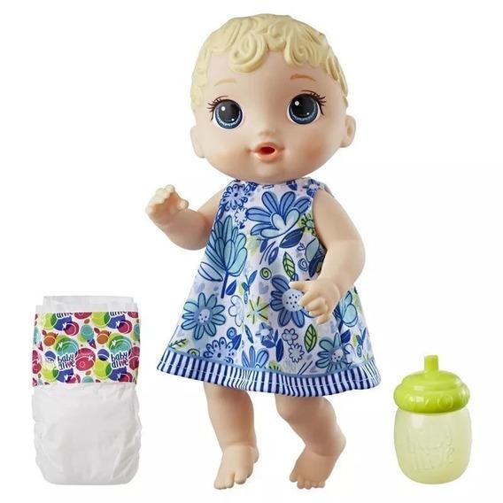 Boneca Baby Alive Hora Do Xixi Linda S/ Juros