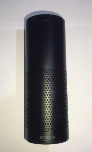 Caixa De Som Amazon Echo Alexa 1a Gen Preto Usado