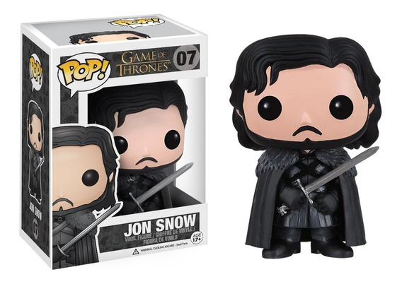 Funko Pop Game Of Thrones Jon Snow Envio Gratis