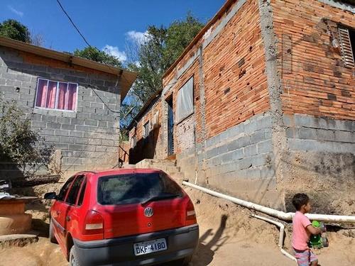 Cod 3681 - Duas Casas Em Um Terreno De 250 M² - 3681