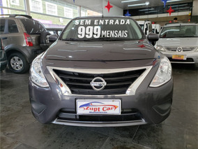 Nissan Versa 1.0 12v Conforto - Trabalhe No Uber Select