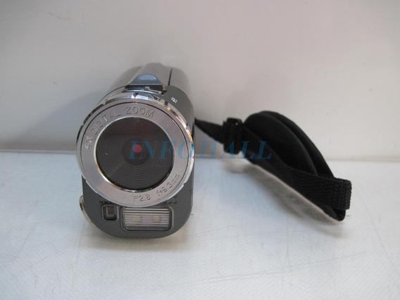 Filmadora Digital Mirage Movie 8 Mp Gravador Filma Com Áudio