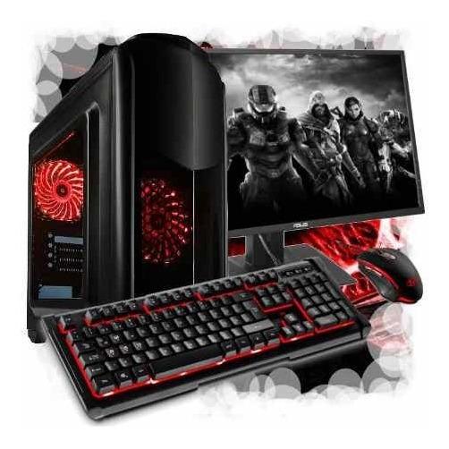 Pc Gamer I5-9400f, 8gb Ddr4, Gtx 1650 , 2tb, Kit Gamer