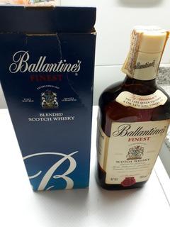 Whisky Ballantines En Caja 1998. Sin Abrir
