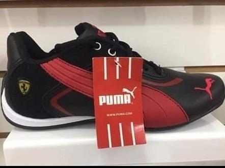 Zapatillas Puma Brasilera