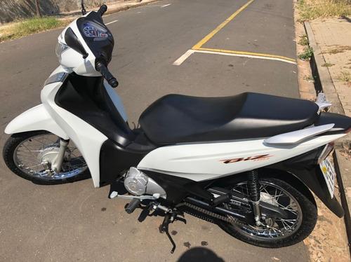 Honda Biz 110i Branca (único Dono)