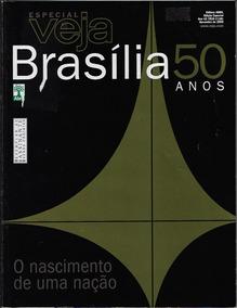 2009 Revista Veja Especial Brasília 50 Anos