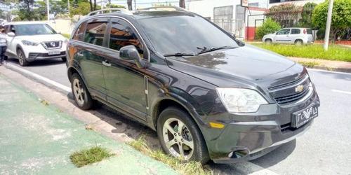 Captiva 3.0 Sfi Awd V6 24v Gasolina 4p Automático