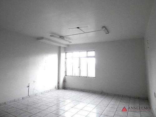 Imagem 1 de 6 de Sala Para Alugar, 50 M² Por R$ 990,00/mês - Centro - São Bernardo Do Campo/sp - Sa0481