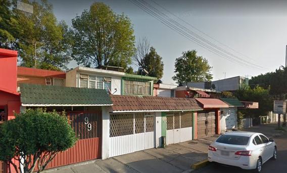 Kg Casa En Remate Bancario Mariquita Sanchez, Culhuacan