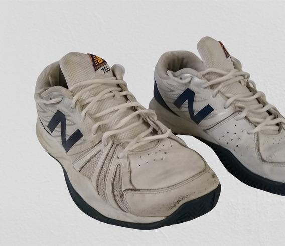 Zapatos New Balance Tenis Talla 44 45 Modelo Mc786wb2