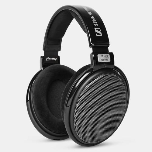 Headphone Fone Massdrop X Sennheiser Hd58x Hd 58x Jubilee