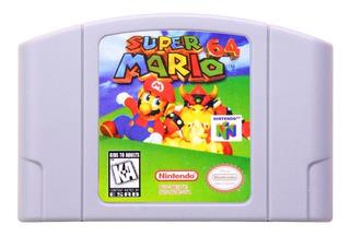Super Mario 64 N64 Nintendo 64 Repro