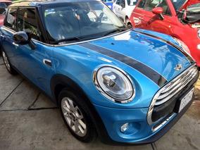 Mini Cooper 1.5 Chili 5 Puertas At 2016 Recibo Tarjetas Auto