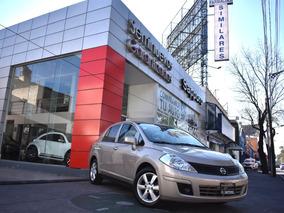 Nissan Tiida 1.8 Custome Sedan At 2012 Seminuevos Sapporo