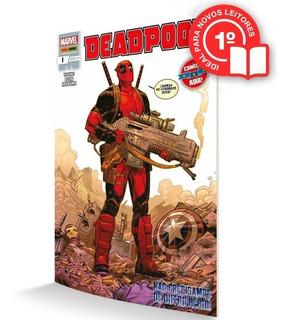 Hq Deadpool Edição 1